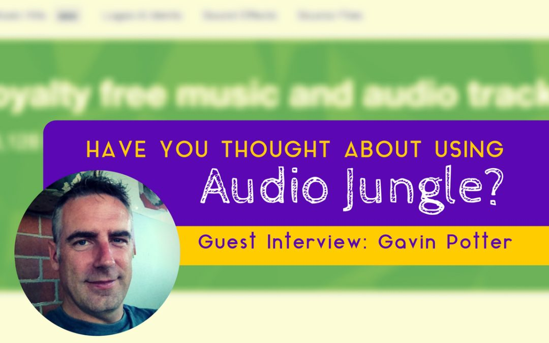Have you Thought About Using AudioJungle?