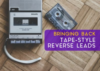 How to Make Tape-Style Reversed Lead Sounds