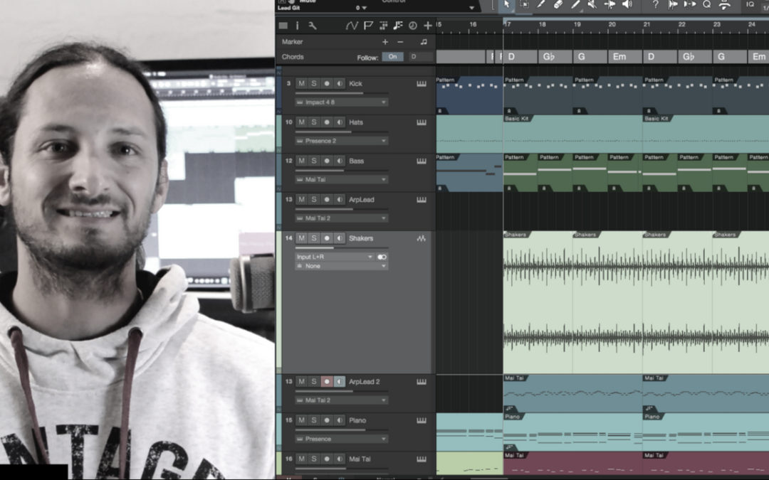 Adding Shakers to Add Interest to your Songs [VIDEO]